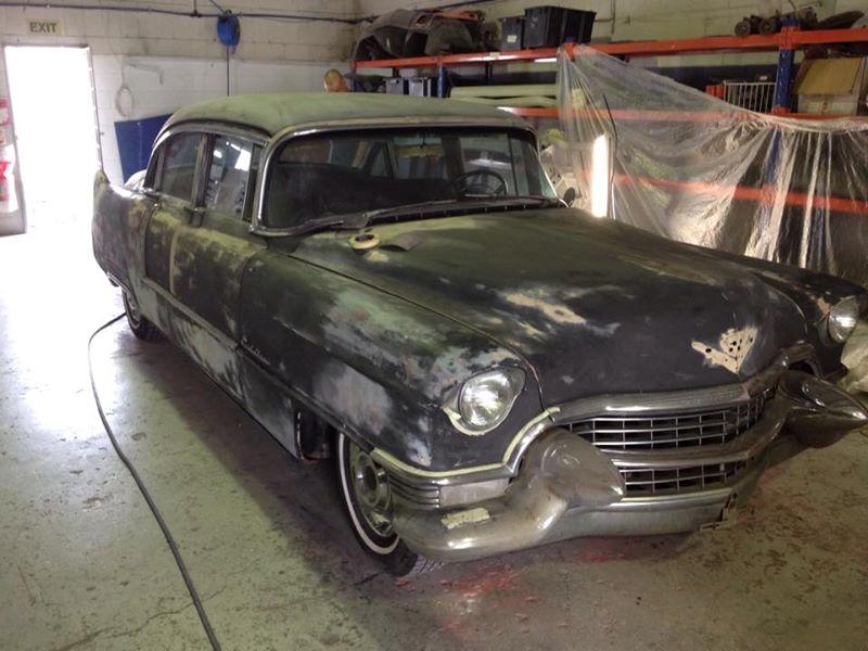 1955 Cadilac Fleetwood - For Sale - Ol' School Garage - Brisbane Queensland Australia (3).jpg