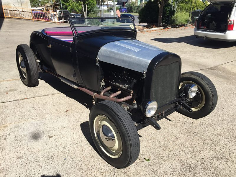 1928 Ford Roadster Hot Rod - Brisbane Queensland Australia _ Ol School Garage (3).jpg
