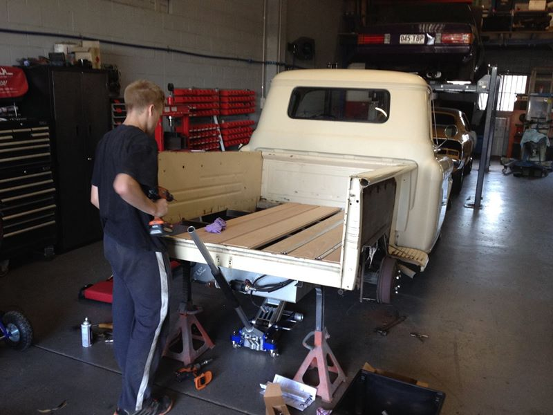 1955 Chev Pickup restoration brisbane queensland australia reso ol school garage (3).jpg