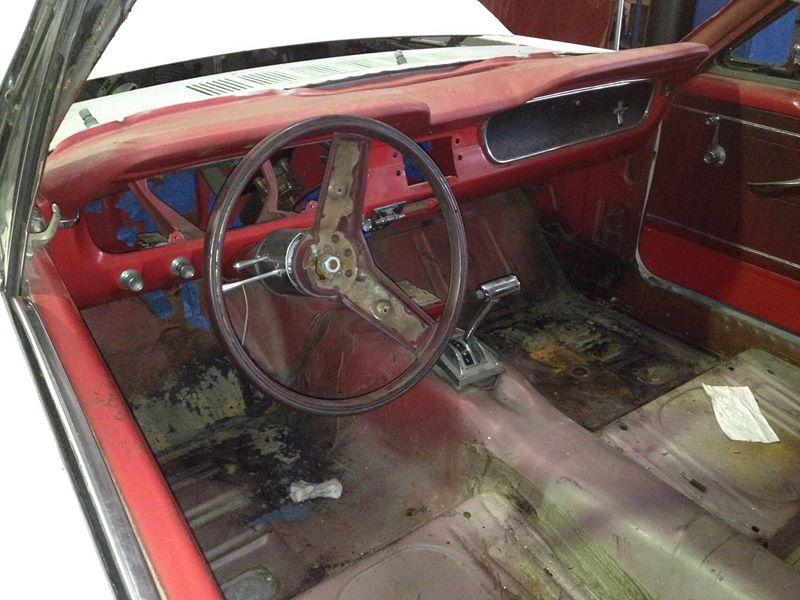 1965 Ford Mustang Fastback - Classic Car Restoration - Australia - Brisbane - Ol' School Garage (2).jpg