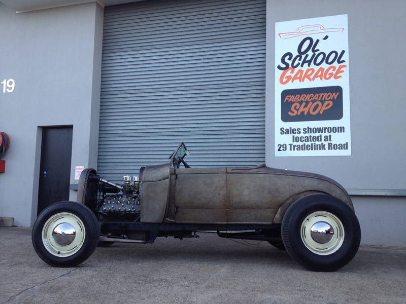 1928 Ford Model A Roadster - Ol' School Garage (2).jpg
