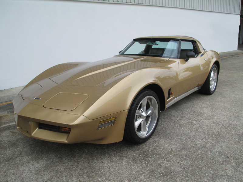 1981 Chevrolet Corvette Stingray