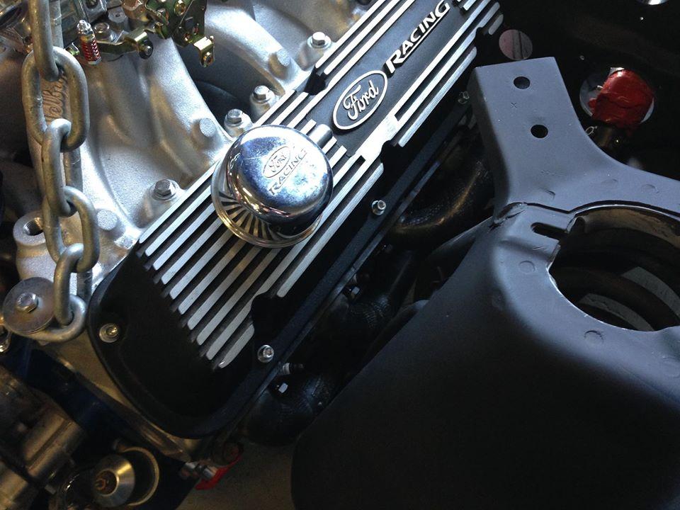 1965 Ford Mustang custom exhaust - Ol' School Garage (4).jpg