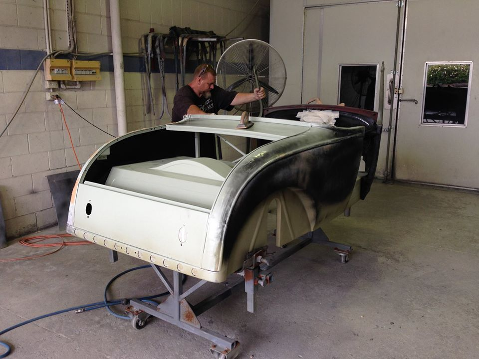 29 Model A Roadster... — Ol\' School Garage
