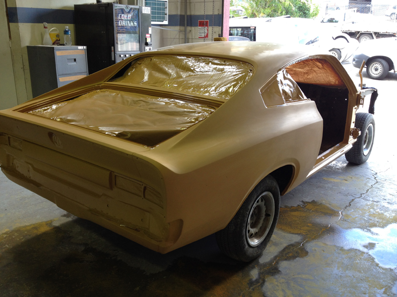 1971 VH RT Charger - Restoration - Ol' School Garage (20).jpg