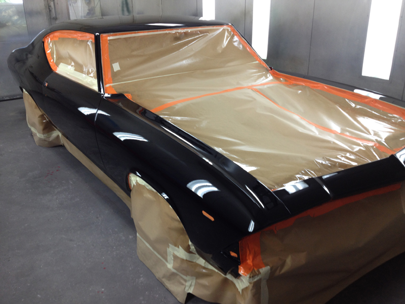 1969 Chevrolet Chevelle restoration - resto mod - Brisbane - Ol' School Garage (6).jpg