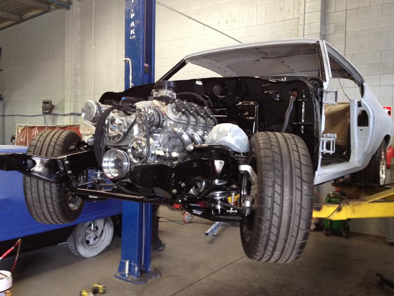 1969 Chevrolet Chevelle restoration - resto mod - Brisbane - Ol' School Garage (68).jpg