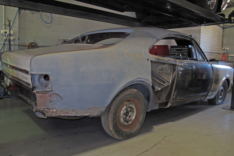 1970 Holden HG Monaro GTS - Ol' School Garage - Restoration (27).jpg