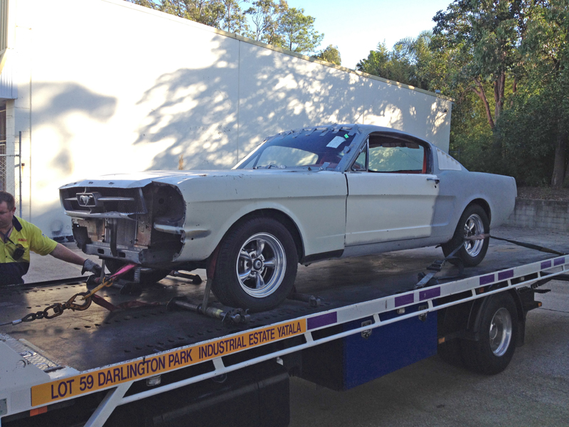 1965 Ford Mustang Fastback - Ol' School Garage - Restoration (11).jpg