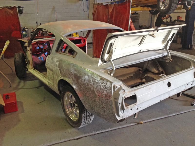 1965 Ford Mustang Fastback - Ol' School Garage - Restoration (18).jpg