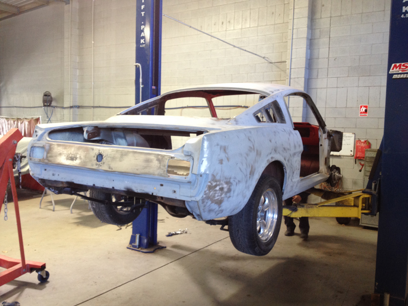1965 Ford Mustang Fastback - Ol' School Garage - Restoration (24).jpg