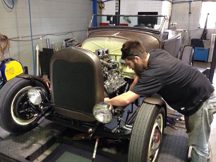 1928 Roadster Hot Rod Build - Ol' School Garage - Rat Rod (2).jpg