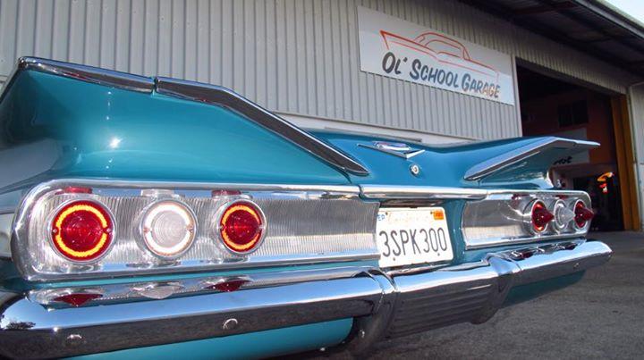 1960 Chev Bubbletop - Ol' School Garage.jpg