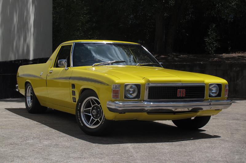 1976 Holden HJ Ute