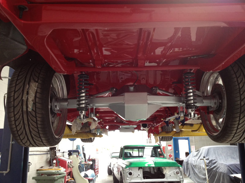 1955 55 Chevrolet Chevy Bel Air Restoration - Ol' School Garage (11).jpg