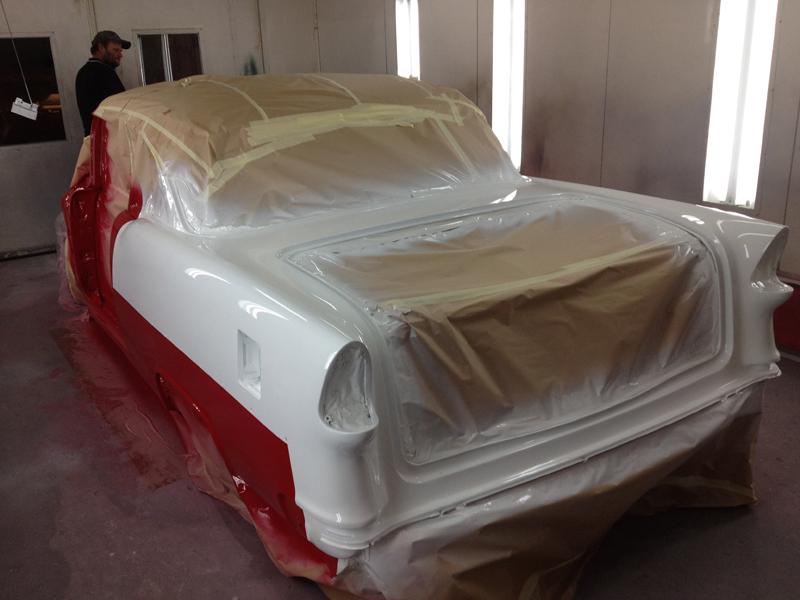 1955 55 Chevrolet Chevy Bel Air Restoration - Ol' School Garage (16).jpg
