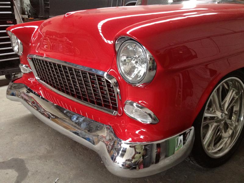 1955 55 Chevrolet Chevy Bel Air Restoration - Ol' School Garage (39).jpg