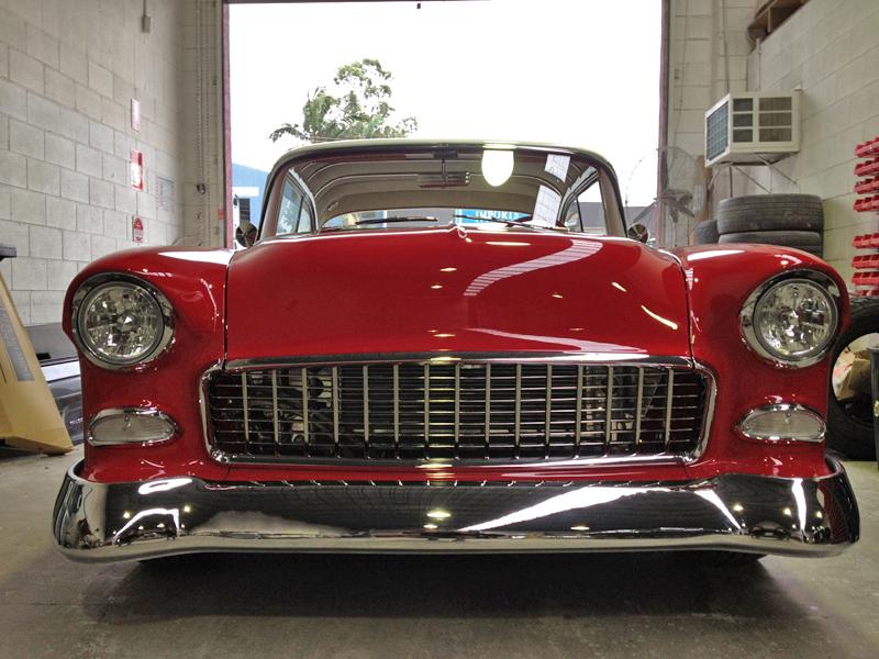 1955 55 Chevrolet Chevy Bel Air Restoration - Ol' School Garage (49).jpg