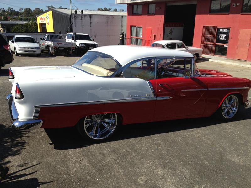 1955 55 Chevrolet Chevy Bel Air Restoration - Ol' School Garage (55).jpg