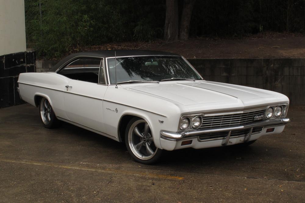 1966 Chevrolet Impala Fastback