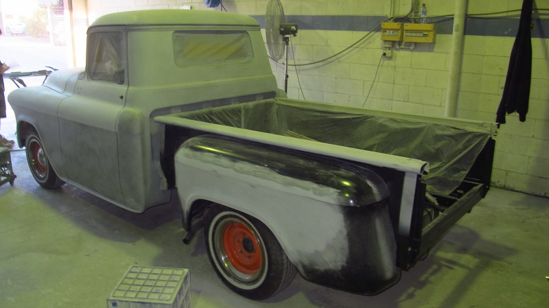 1955 Chevrolet PIckup Truck Restoration - Ol' School Garage (45).JPG