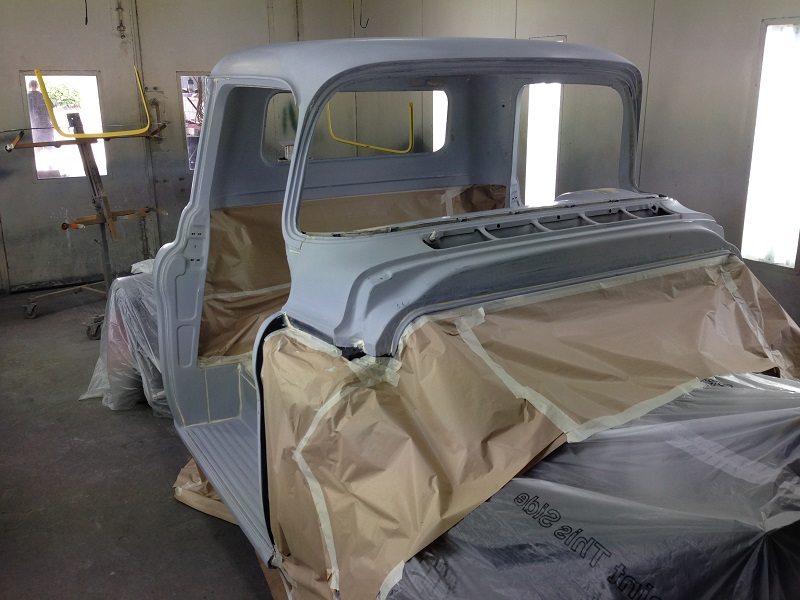 1955 Chevrolet PIckup Truck Restoration - Ol' School Garage (68).JPG