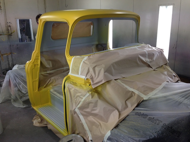 1955 Chevrolet PIckup Truck Restoration - Ol' School Garage (73).JPG