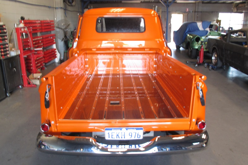 1955 Chevrolet PIckup Truck Restoration - Ol' School Garage (123).JPG