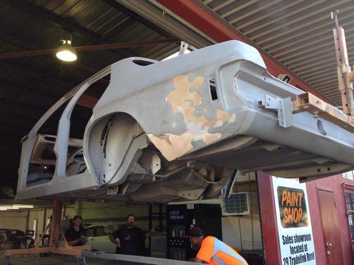 Sandblasting HQ Holden - Restoration  - Ol' School Garage (1).jpg