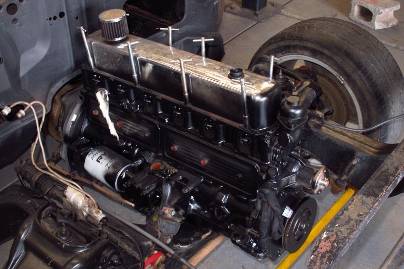 1976 HJ Holden ute one tonner 1 rebuild (6).JPG