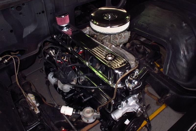 76 HJ ute 1 tonner Holden - Ol' School Garage (8).JPG