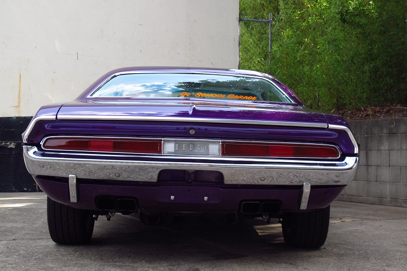 1970 Dodge Challenger _ Ol' School Garage - FOR SALE (10).JPG
