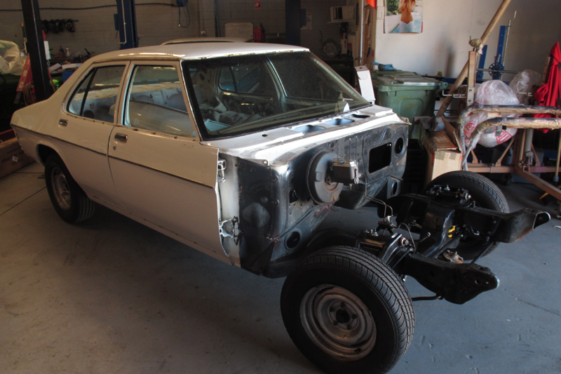 1974 HQ Kingswood Sedan Restoration (61).jpg