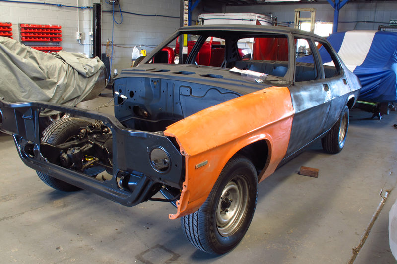 1974 HQ Kingswood Sedan Restoration (105).jpg