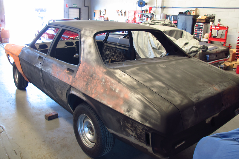 1974 HQ Kingswood Sedan Restoration (108).jpg