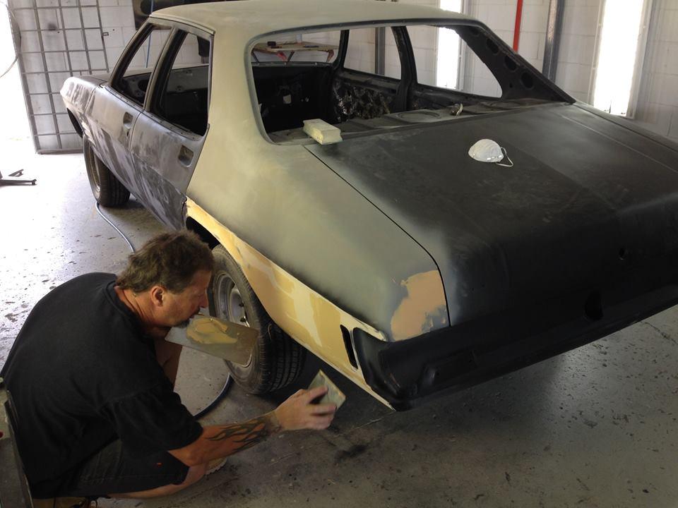 Holden HQ build.jpg