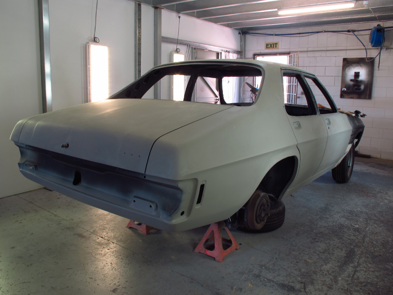 Holden Kingswood respray Yellow.jpg