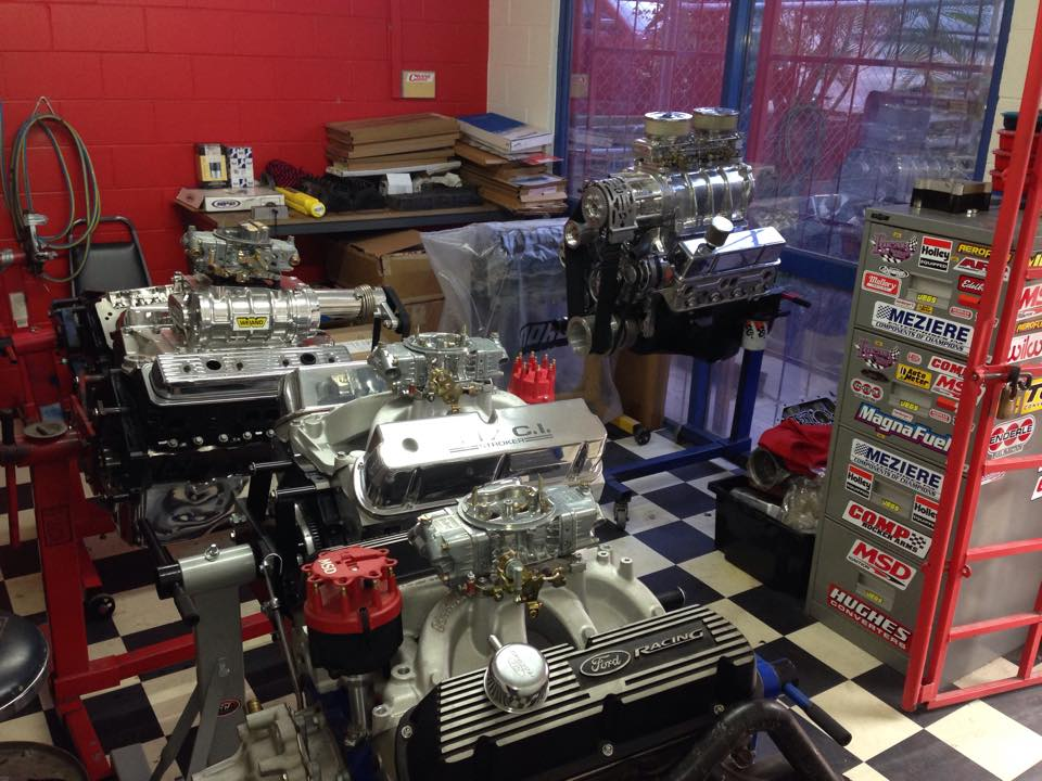 V8 engine build - ol' school garage (1).jpg