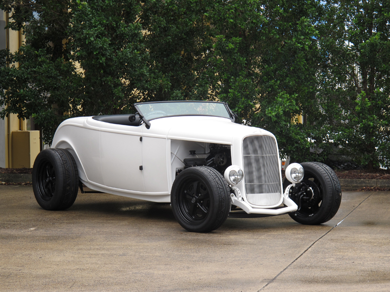 1932 Ford Roadster - Model A - Australian build (74).jpg