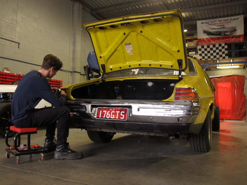 Holden HJ GTS - Restoration - Ol' School Garage (40).jpg