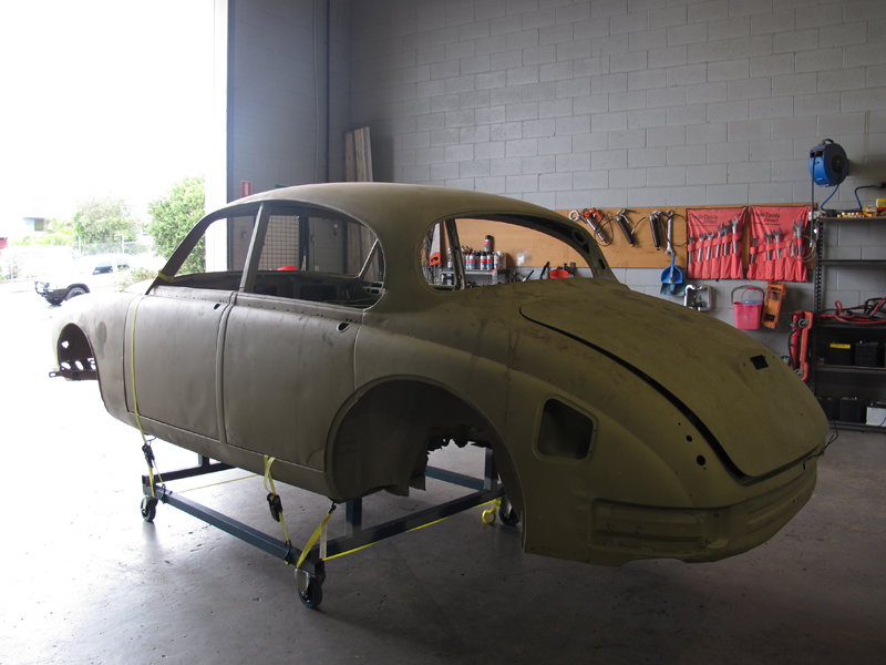 1963 Jaguar Sedan Mk 2 II rust repair restoration (15).jpg