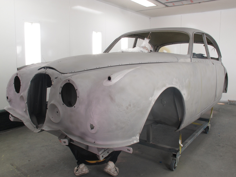 1963 Jaguar Sedan Mk 2 II rust repair restoration (22).jpg