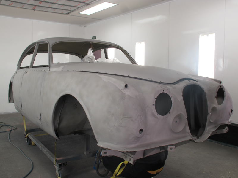 1963 Jaguar Sedan Mk 2 II rust repair restoration (21).jpg