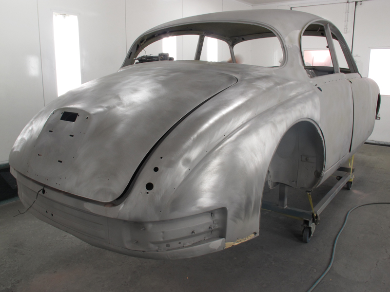 1963 Jaguar Sedan Mk 2 II rust repair restoration (20).jpg