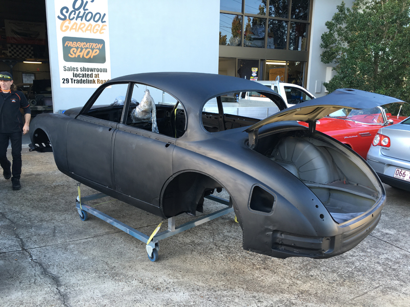 1963 Jaguar Sedan Mk 2 II rust repair restoration (5).jpg