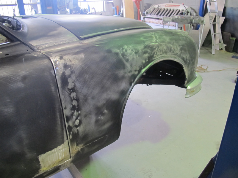 1963 Jaguar Sedan Mk 2 II rust repair restoration (37).jpg