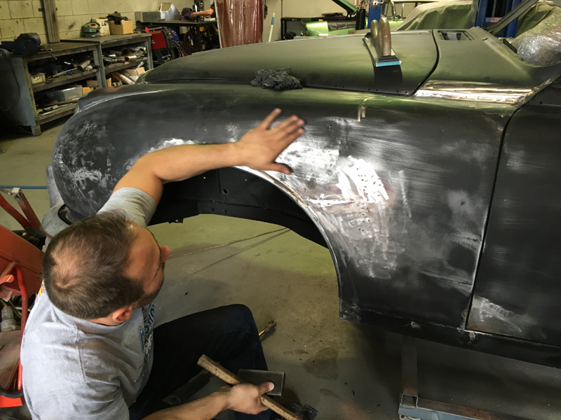 1963 Jaguar Sedan Mk 2 II rust repair restoration (43).jpg