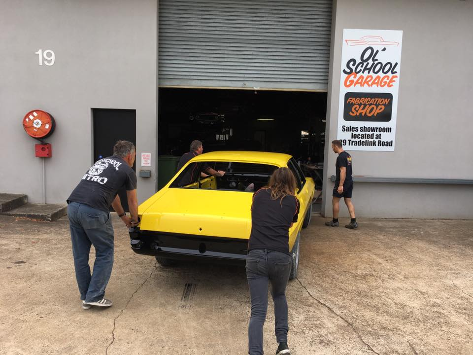 Holden HJ GTS Monaro assembly - restoration (3).jpg