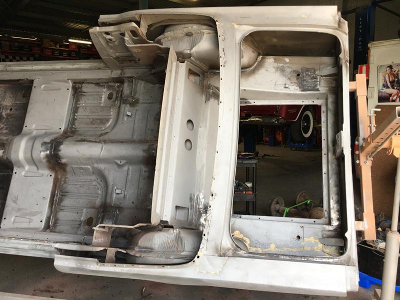 66 Mustang convertible - Australian Restoration by Ol' School Garage (7).jpg