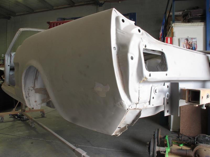 66 Mustang convertible - Australian Restoration by Ol' School Garage (41).jpg